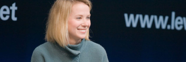 Google: Marissa Mayer (VP of Location and Search)