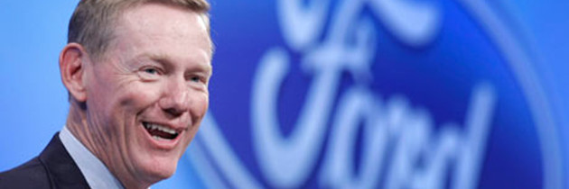 Ford Motor Company: Alan Mulally (CEO/Director/President)