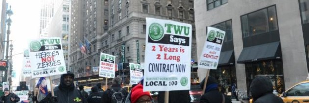 NYC Transit Workers Union