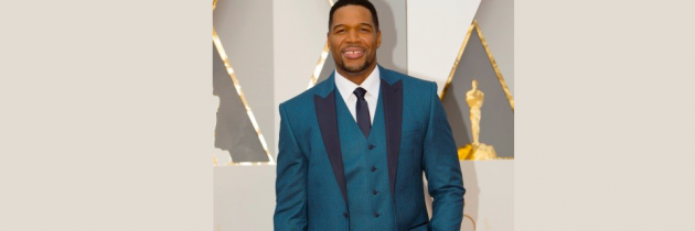Live With Kelly: Michael Strahan (Co-Host)